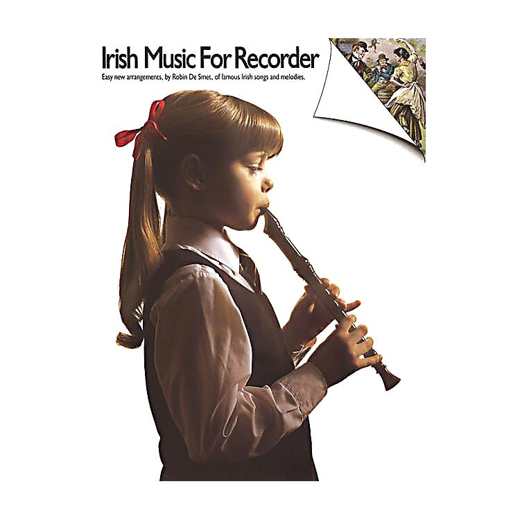 Music Sales Irish Music for Recorder Music Sales America Series