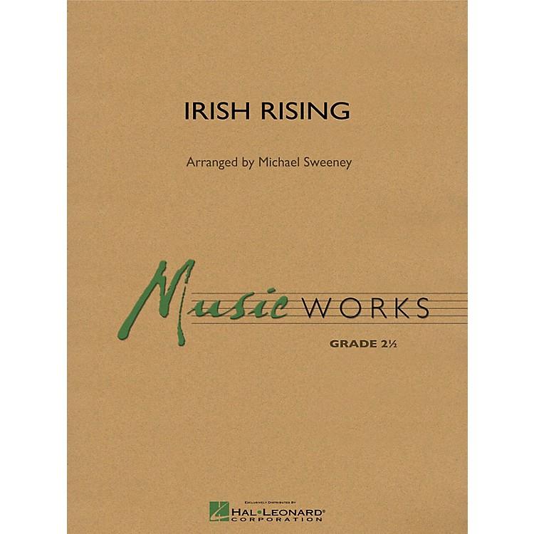 Hal LeonardIrish Rising Concert Band Level 2.5 Arranged by Michael Sweeney