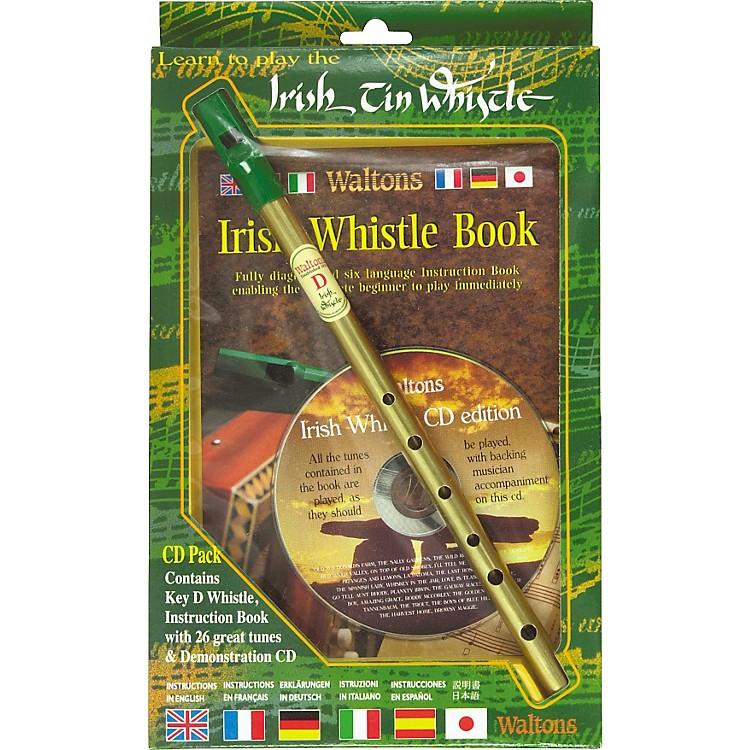 WaltonsIrish Tin Whistle CD Pack