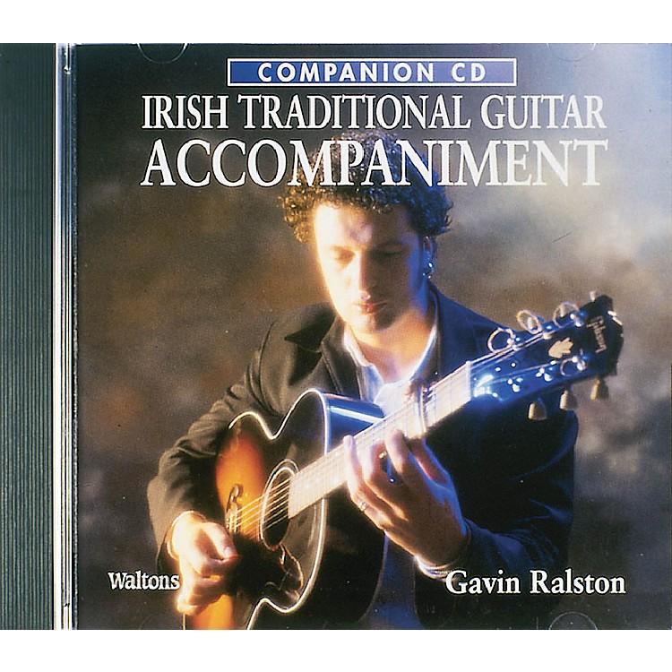 WaltonsIrish Traditional Guitar Accompaniment Waltons Irish Music Books Series CD Written by Gavin Ralston