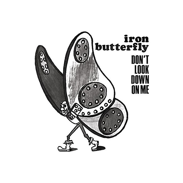 AllianceIron Butterfly - Dont Look Down on Me