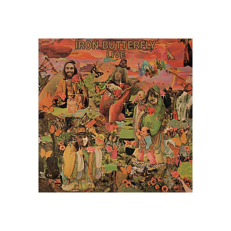 AllianceIron Butterfly - Iron Butterfly Live