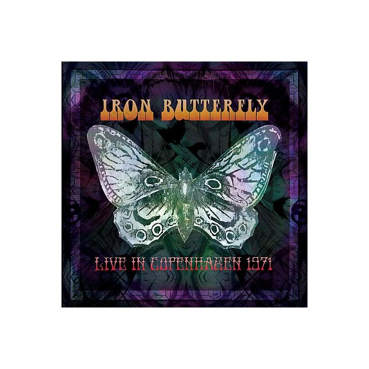 AllianceIron Butterfly - Live In Copenhagen
