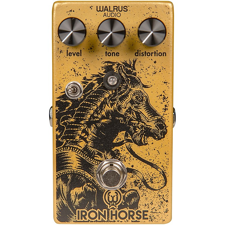 Walrus AudioIron Horse V2 Distortion Effects Pedal