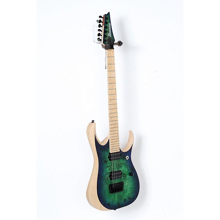 IbanezIron Label RGD Series RGDIX6MPB Electric GuitarSurreal Blue Burst888365898353