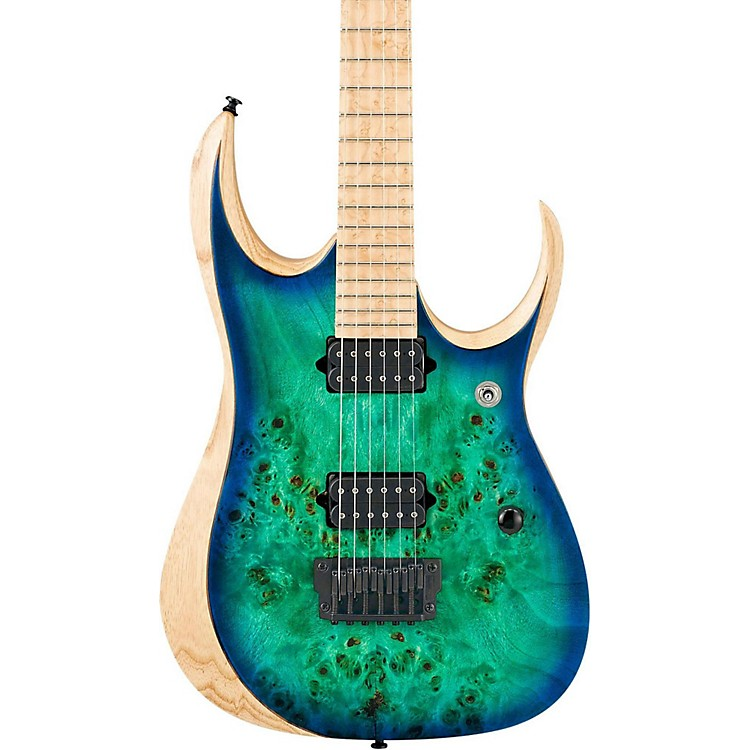 IbanezIron Label RGD Series RGDIX6MPB Electric GuitarSurreal Blue Burst