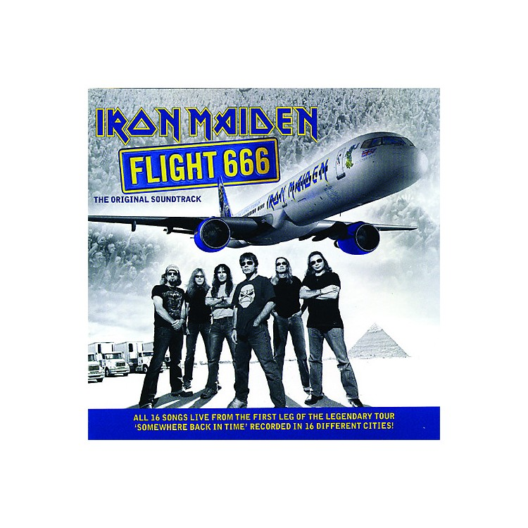 AllianceIron Maiden - Flight 666