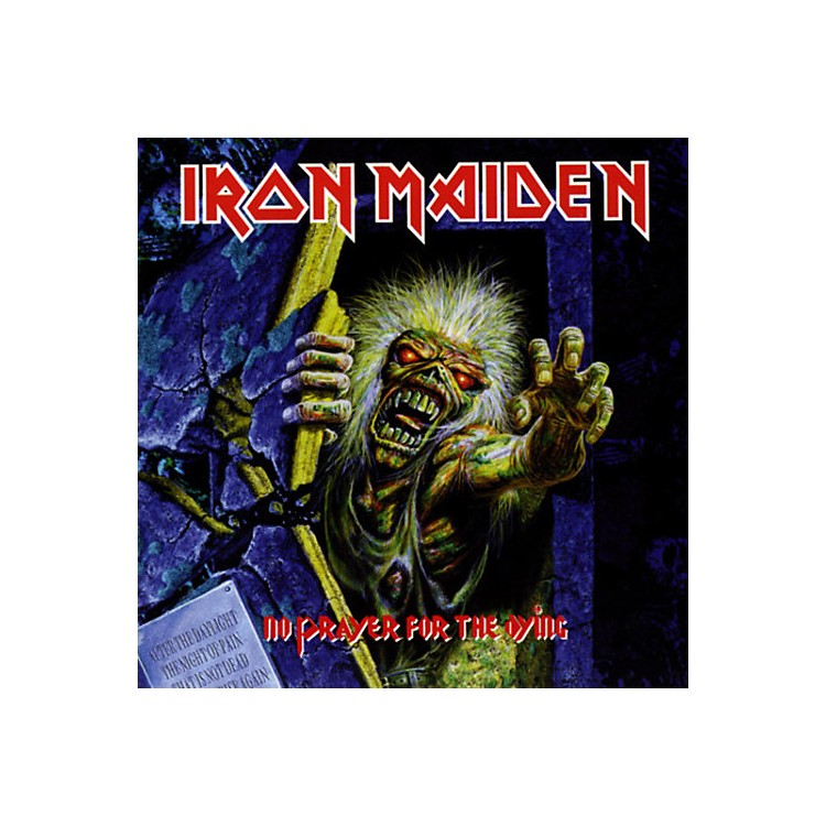 Alliance Iron Maiden - No Prayer For The Dying