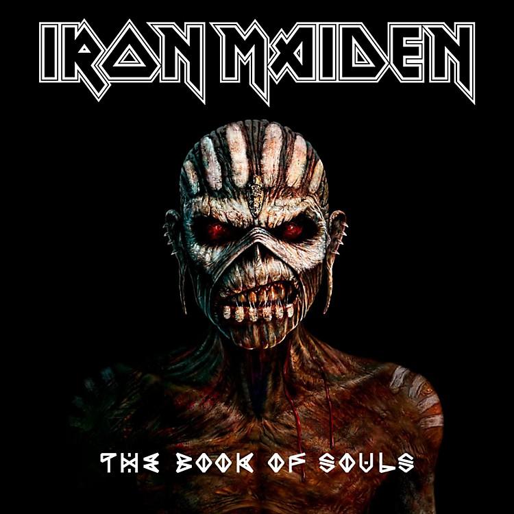 WEAIron Maiden - The Book Of Souls Vinyl LP