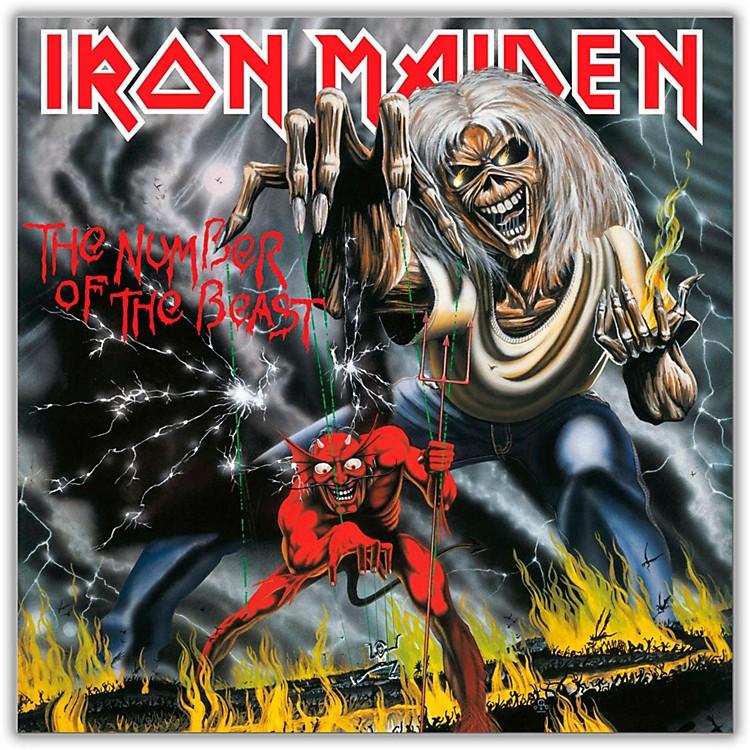 WEAIron Maiden - The Number of the Beast Vinyl LP