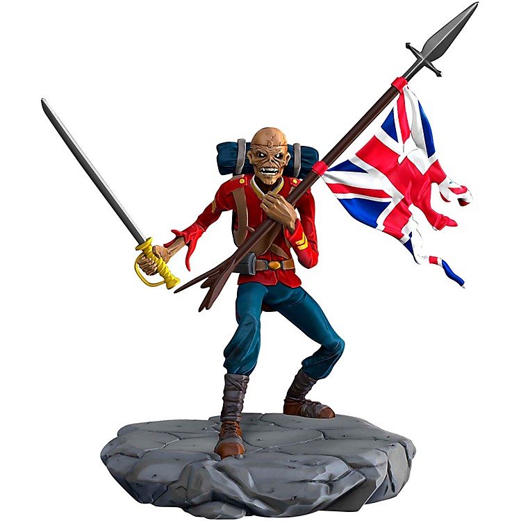 Entertainment Earth Iron Maiden Trooper Eddie Vinyl Figure