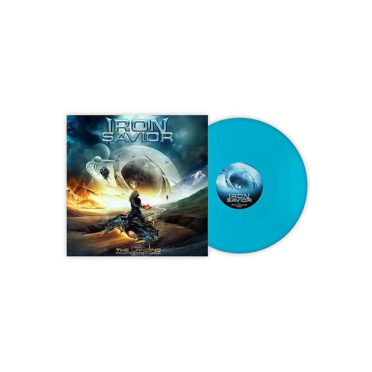 AllianceIron Savior - The Landing (pale Blue Vinyl)