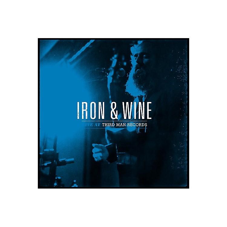 AllianceIron & Wine - Live At Third Man Records