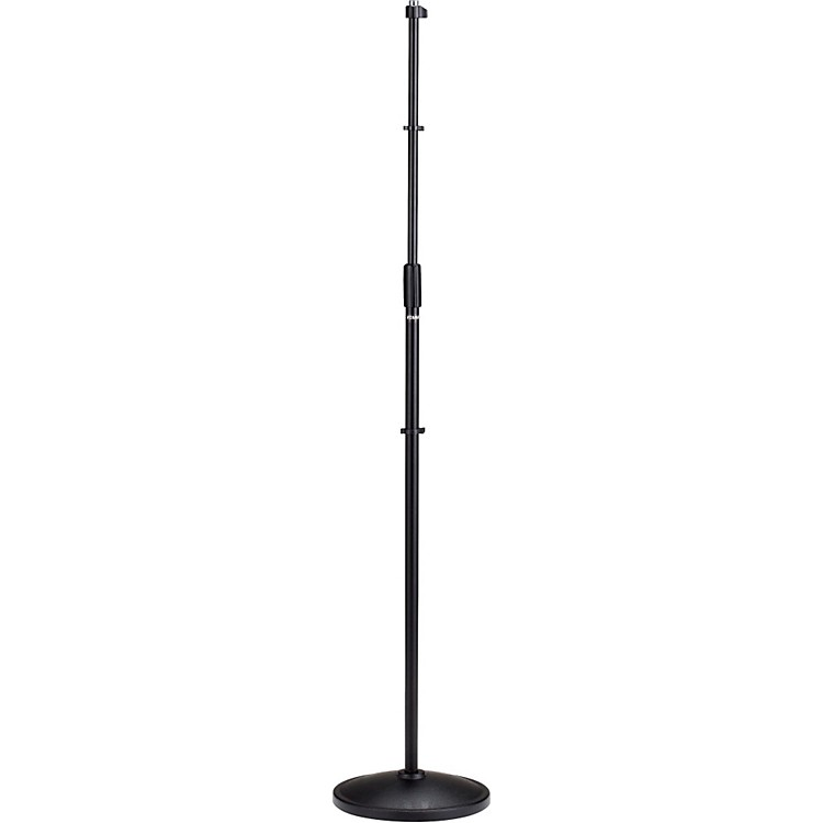 Tama Iron Works Tour Round Base Straight Stand Black
