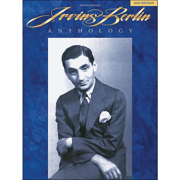 Hal LeonardIrving Berlin Anthology 2nd Edition arranged for piano, vocal, and guitar (P/V/G)