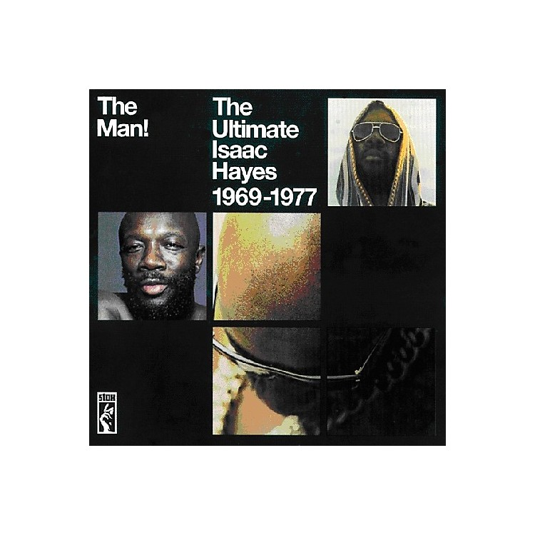 AllianceIsaac Hayes - The Man!: The Ultimate Isaac Hayes 1969-1977