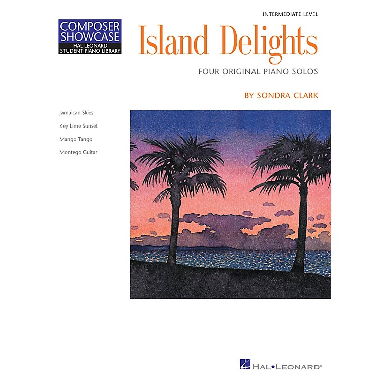 Hal LeonardIsland Delights (Inter Level) Piano Library Series by Sondra Clark