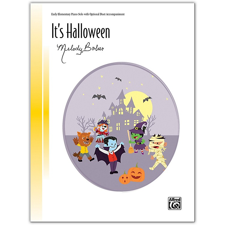 AlfredIt's Halloween Early Elementary