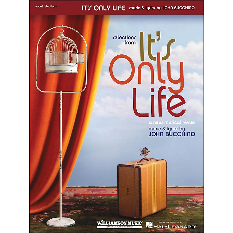 Hal LeonardIt's Only Life - Selections From The Revue arranged for piano, vocal, and guitar (P/V/G)