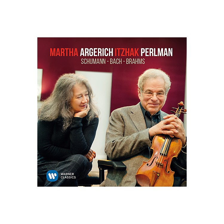AllianceItzhak Perlman - Bach & Schumann