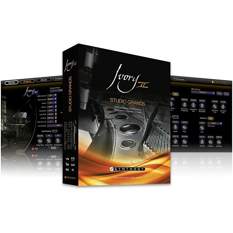 SynthogyIvory II - Studio Grands