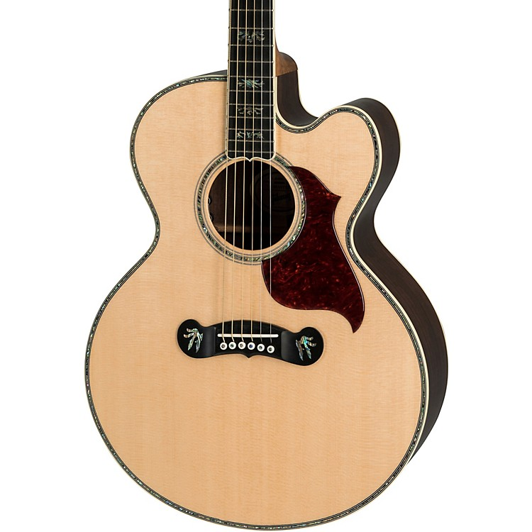 GibsonJ-2000 30th Anniversary Acoustic-Electric GuitarAntique Natural