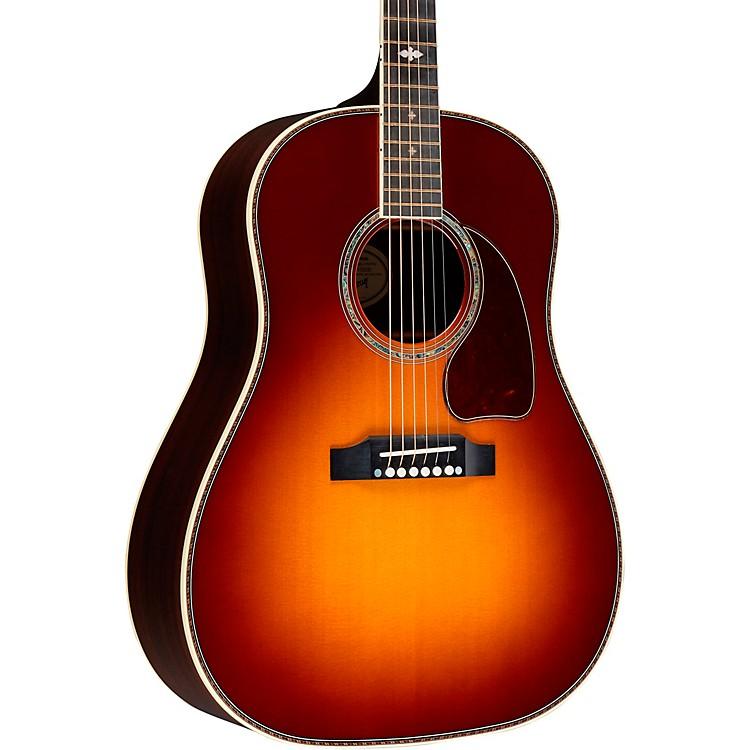 GibsonJ-45 Deluxe Acoustic-Electric GuitarRosewood Burst
