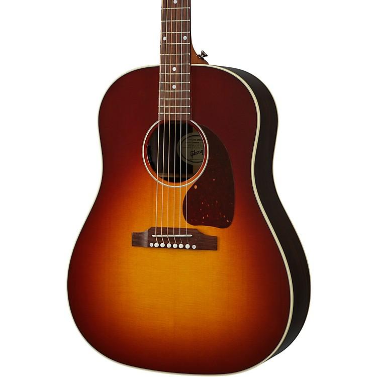 GibsonJ-45 Studio Rosewood Acoustic-Electric GuitarRosewood Burst
