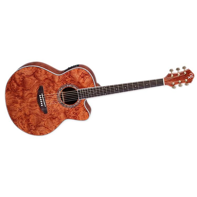 Michael KellyJ-91 Jumbo Acoustic-Electric Guitar