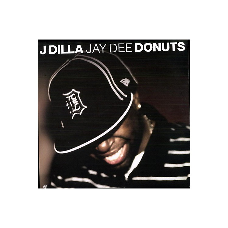 Alliance J Dilla - Donuts (Smile Cover)