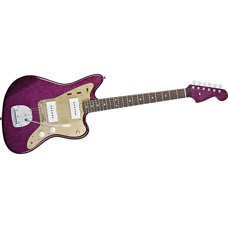 fender j mascis artist series jazzmaster electric guitar music123. Black Bedroom Furniture Sets. Home Design Ideas