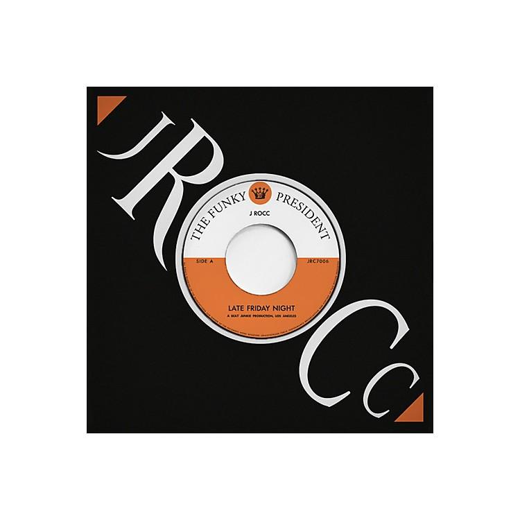 AllianceJ-Rocc - Funky President Edits Vol. 6:  Late Friday Night / Can I Walk?