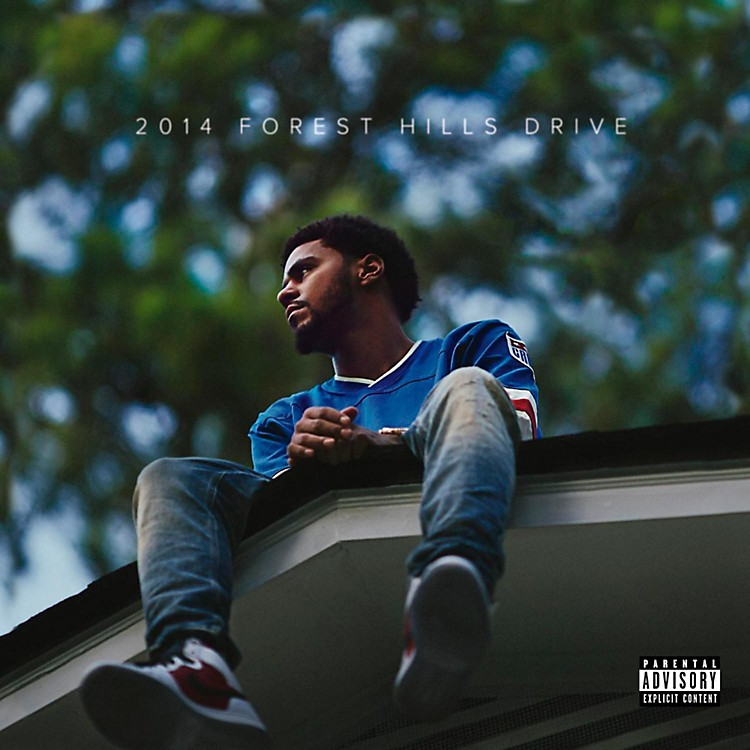 SonyJ. Cole  - 2014 Forest Hills Drive 2LP