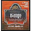 GHS J. D. Crowe Studio Signature 5-String Banjo Strings Light