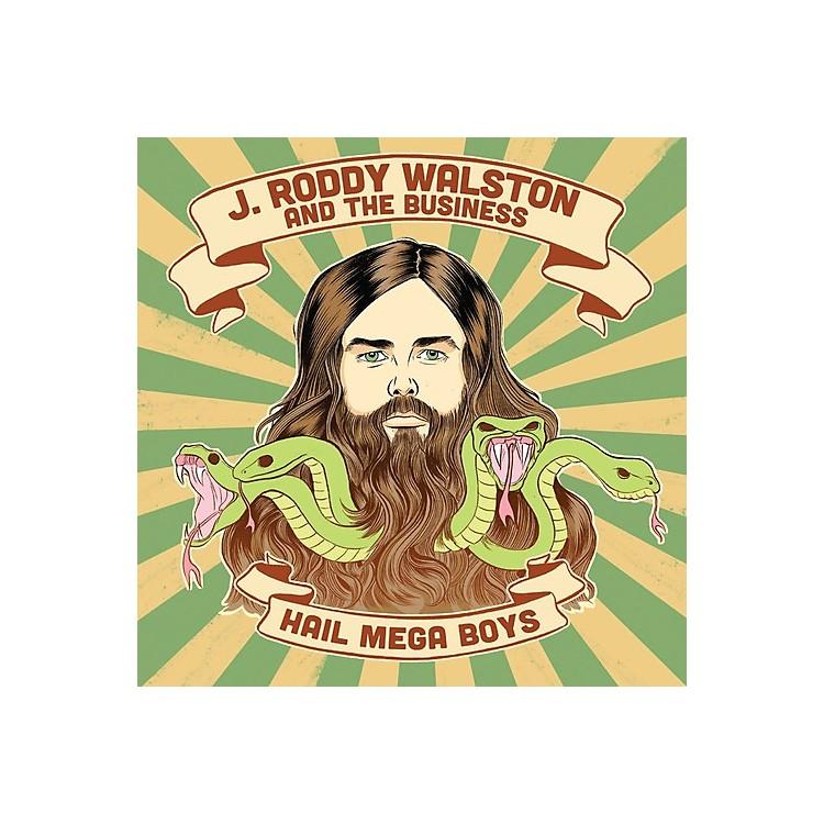 AllianceJ. Roddy Walston - Hail Megaboys