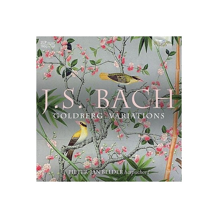 AllianceJ.S. Bach: Goldberg Variations
