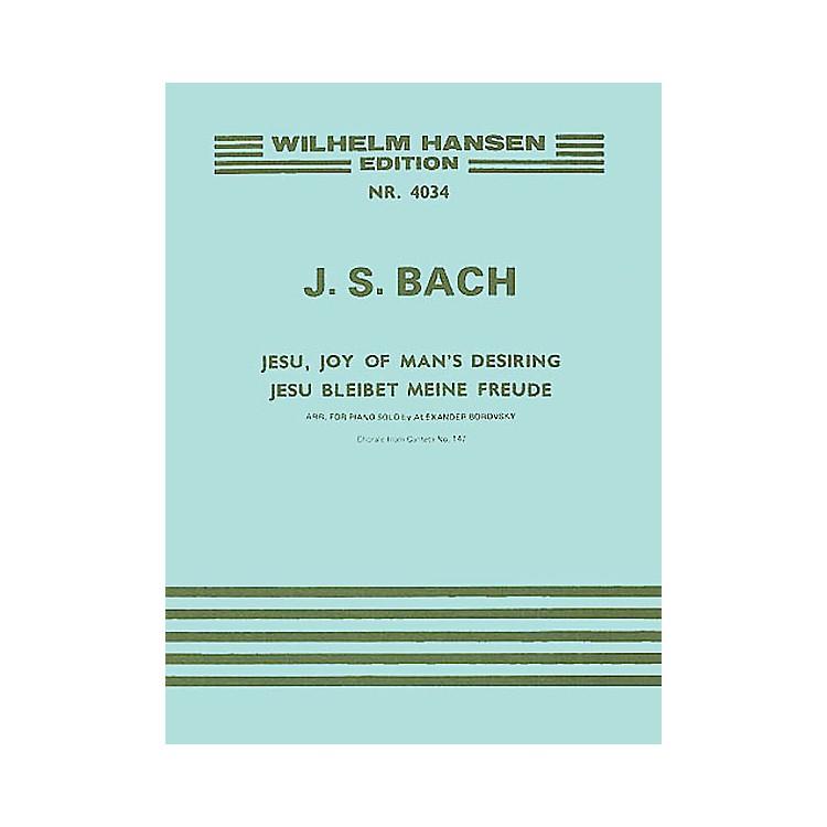 Music SalesJ.S. Bach: Jesu, Joy Of Man's Desiring (Piano) Music Sales America Series