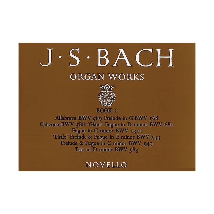 Music SalesJ.S. Bach: Organ Works Book 2 Music Sales America Series
