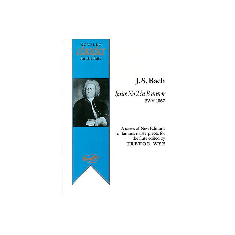 Music Sales J.S.Bach: Suite No.2 In B Minor BWV 1067 Music Sales America Series