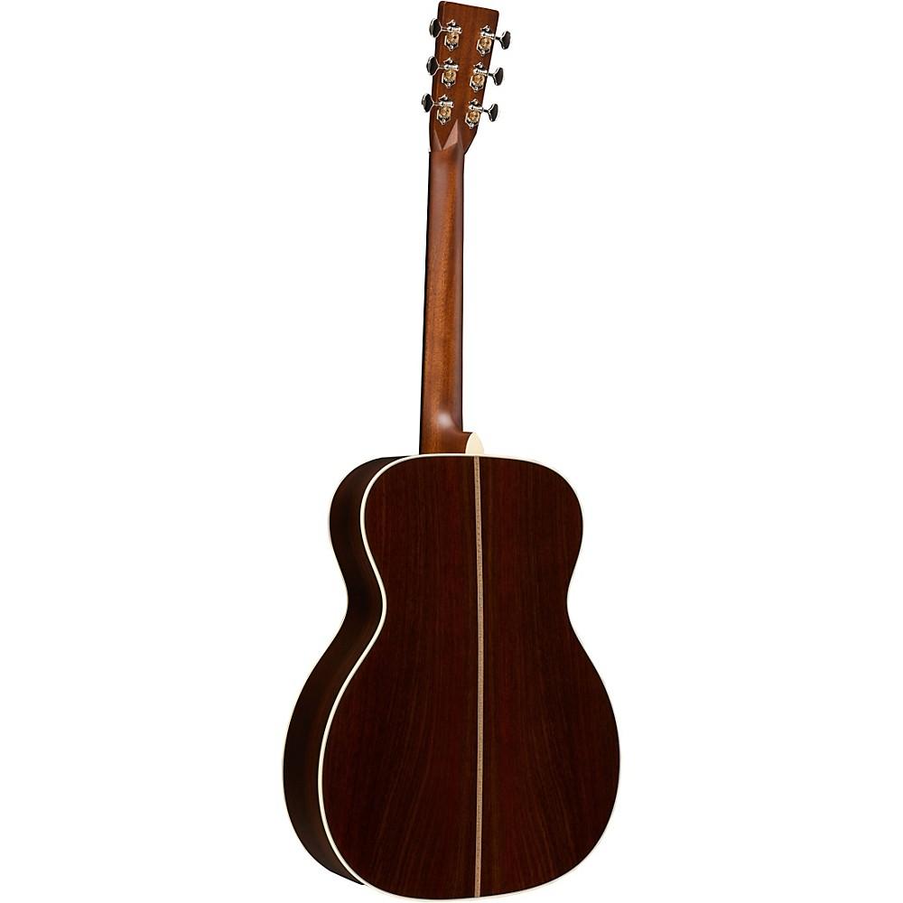 martin custom om 28 with vts acoustic guitar natural 190839666291 ebay. Black Bedroom Furniture Sets. Home Design Ideas