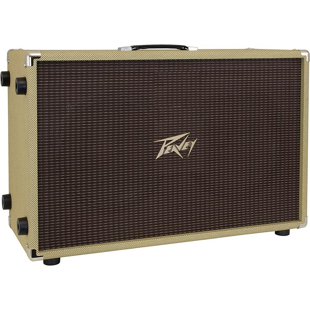 peavey 212 c 60w 2x12 guitar speaker cabinet ebay. Black Bedroom Furniture Sets. Home Design Ideas