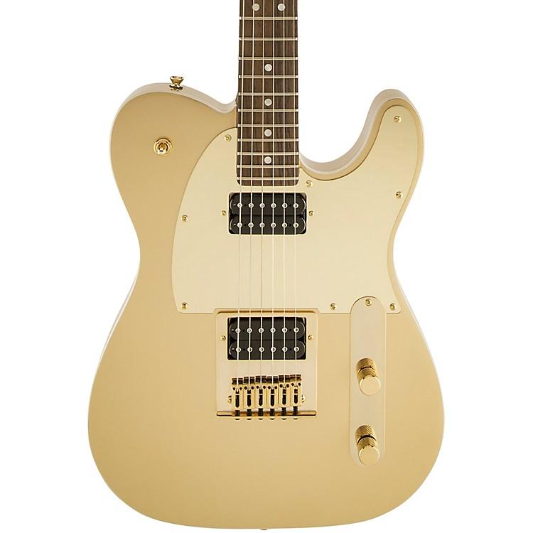 SquierJ5 Telecaster Electric GuitarFrost Gold