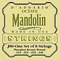 D'AddarioJ80 Phosphor Bronze Octave Mandolin Strings thumbnail