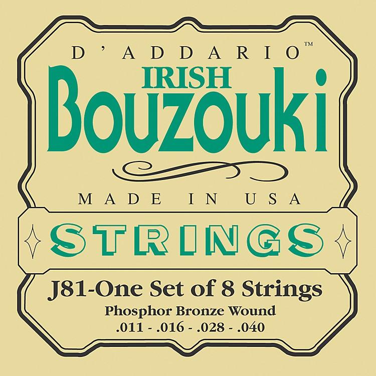 D'AddarioJ81 Bouzouki Strings