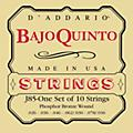 D'AddarioJ85 Phosphor Bronze Bajo Quinto String Set-thumbnail