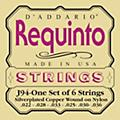 D'AddarioJ94 Silver-Plated Wound Requinto String Set-thumbnail