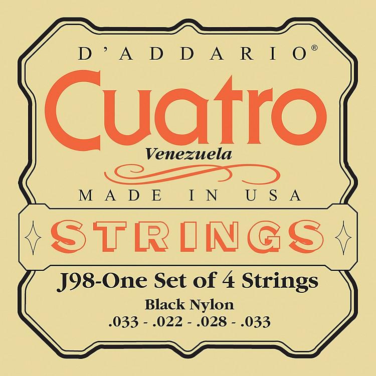 D'AddarioJ98 Cuatro Venezuela String Set