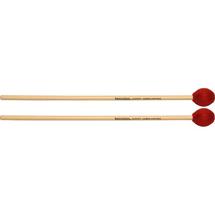 Innovative Percussion JAMES ANCONA SERIES EXTRA SOFT MARIMBA Birch Handle IP2003 Medium Yarn Marimba