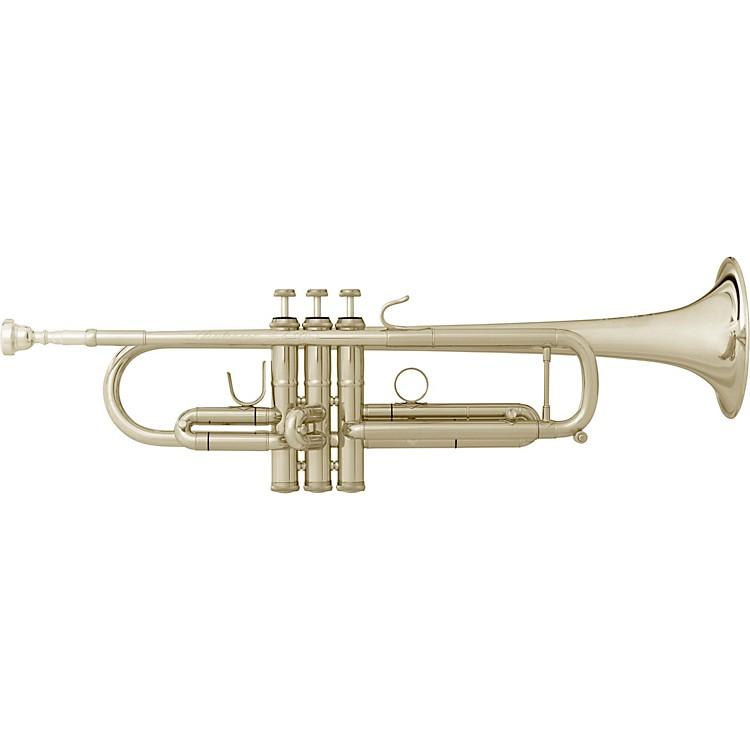 B&SJBX-GL Challenger II Bb TrumpetSilver plated