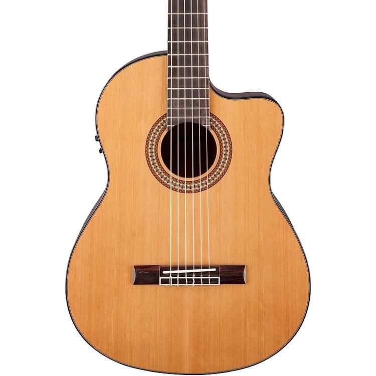 JasmineJC-27 Solid Top Cutaway Classical Guitar